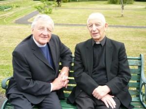 Rev. Harold Goode & Fr. Alec Reid