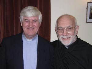 Rev. Ken Newell & Fr. Gerry Reynolds