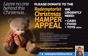 Christmas Hamper Appeal